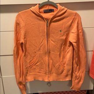 Ralph Lauren zip sweater